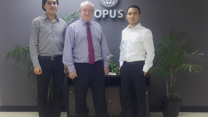 ThaiPR writes about Opus Law